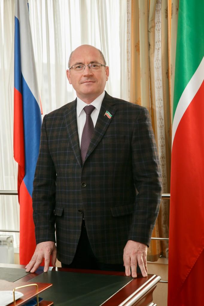 Шарипов Ирек Ильдусович