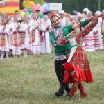 Чувашский праздник Уяв в Нурлате (август 2014)