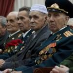 Награждение ветеранов, освободителей Белоруссии (27.11.2014)