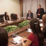 Круглый стол по итогам послания президента Республики Казахстан (30.11.2014)