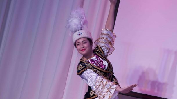 Концерт ко Дню независимости Казахстана (17.12.2014)