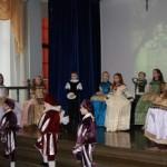 В московской школе им. Сервантеса №1252 с углубленно изучают испанский язык