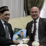 Ильгам Шакиров в Доме Дружбы (10.03.15)