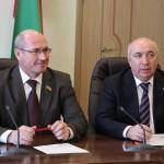 Подписание Соглашения между Домами Дружбы народов Татарстана и Дагестана (23.03.15)