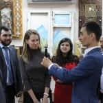 Визит представителей Министерства Культуры и Минмолодежи РФ (25.03.15)