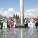 Интернациональная Вахта памяти (19.04.15)