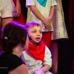Ариша Ахмерова мюзикл Казанское Сокровище Театр на Булаке 8 апреля 2015 крупный план
