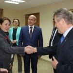Визит представителей Центра толерантности, г. Москва (09.04.15)