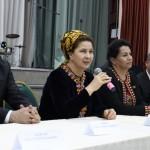 Делегация Меджлиса Туркменистана в Доме Дружбы (28.04.15)