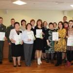 Работа по секциям и вручение сертификатов участникам конференции (29.04.15)