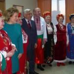 Визит в Дом Дружбы Валентины Матвиенко (2.02.13)