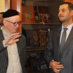 Участники Международной Исламской конференции в Доме Дружбы (4.06.15)