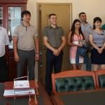 Встреча гостей из Крыма в Доме Дружбы (5.06.15)