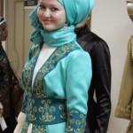 Мусульманская мода. Дефиле в Доме Дружбы (04.10.13)