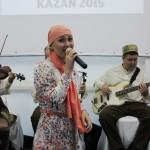 Концерт Дома Дружбы в шатре Рамадана  (30.06.15)
