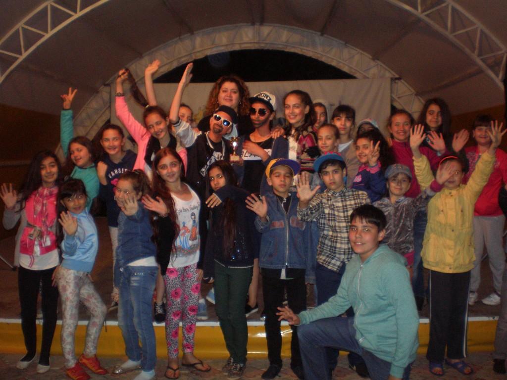 Детский лагерь многонациональной воскресной школы (19.06.15)
