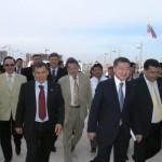 Визит премьер-министра Казахстана в Казань (30.05.06)