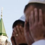 Праздник Ураза-Байрам в Казани