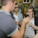 Делегация из Баварии в Доме Дружбы (01.07.15)