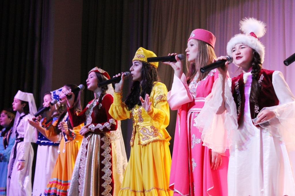 Фестиваль многонациональных воскресных школ