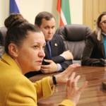 Маргарита Лянге побывала в Доме Дружбы народов Татарстана