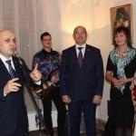 Открытие выставки Моро Саргсян в Национальном музее РТ