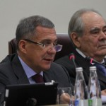 Минниханов и Шаймиев