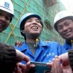 Иностранные работники