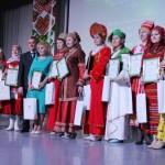 """Церемония закрытия конкурса """"Туган тел"""""""