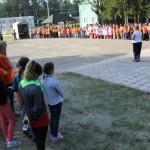 """Открытие многонационального лагеря """"Костёр"""""""