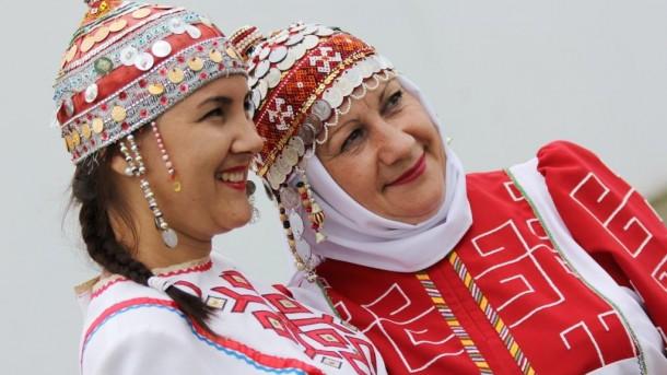 Чувашский праздник «Уяв» отметили в Татарстане