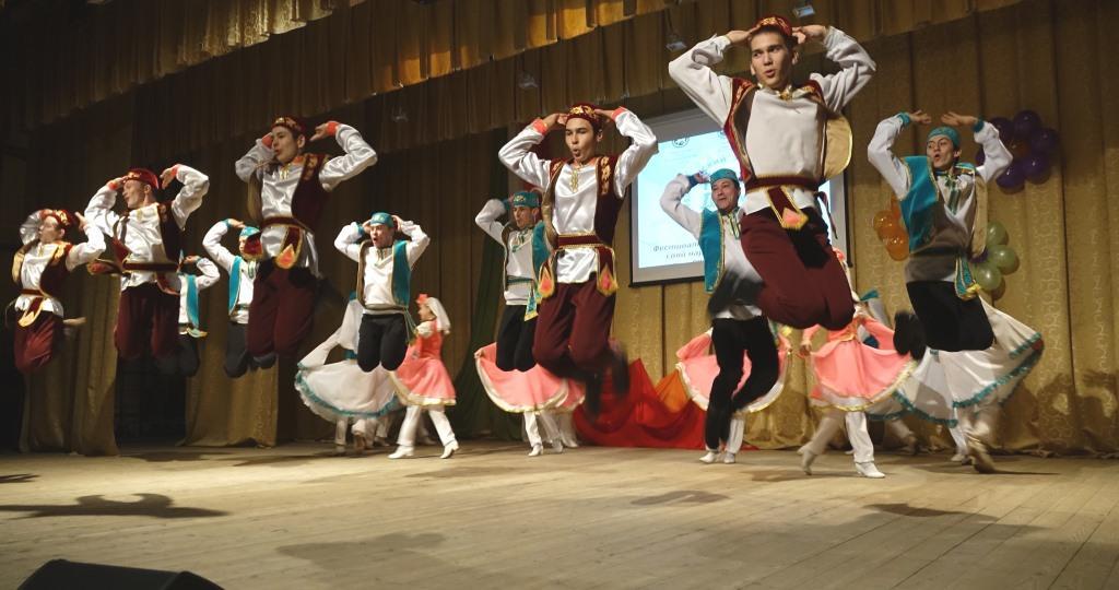 Отборочный тур «Наш дом — Татарстан» в г. Сарманово