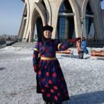 Сэсегма Бубеева