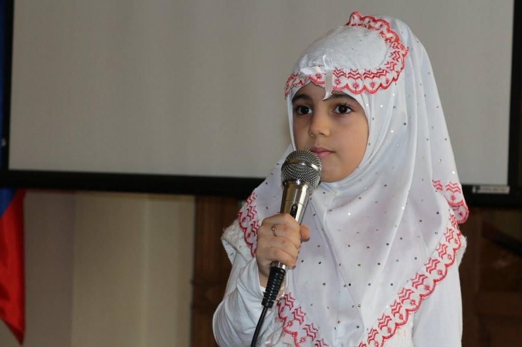 Подведение итогов учебного года арабского отделении ЦО МВШ