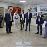 Визит делегации Изборского клуба