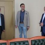 Визит главы Екатерингофского округа Санкт-Петербурга