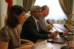 Заседание Межведомственной рабочей группы по межнациональным и межконфессиональным отношениям