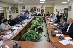 Круглый стол по обсуждению текущих миграционных вопросов на территории РТ (22.09.17)