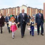 Открытие Дома Дружбы в г. Азнакаево (14.09.17)