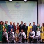 Встреча студентов КНИТУ с представителями посольства Узбекистана