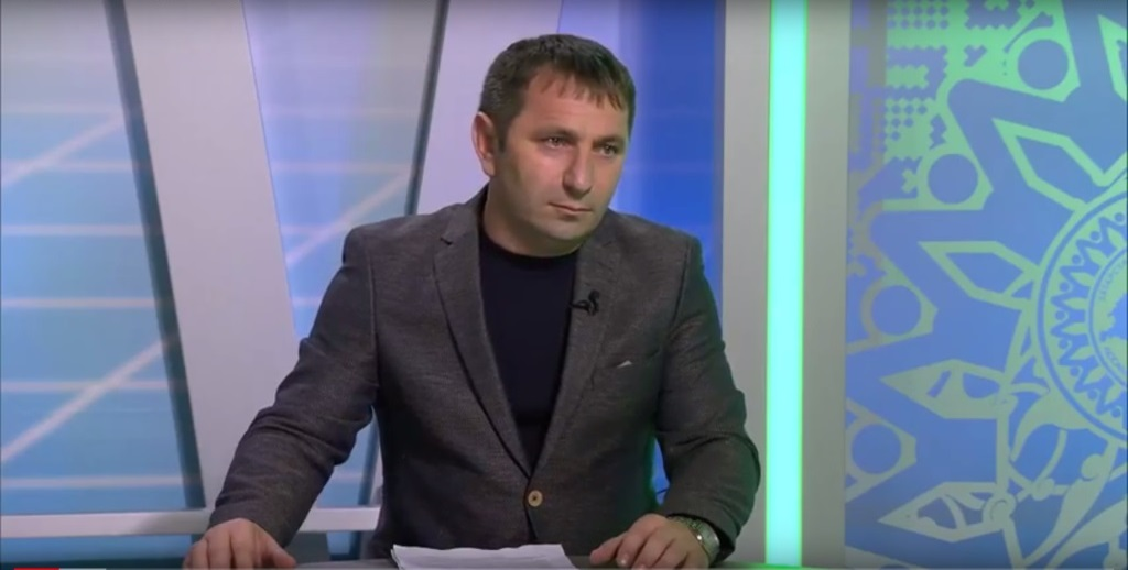 Газиев Шамиль