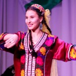 В Доме Дружбы народов отметили День национального флага Республики Таджикистан (25.11.17)