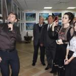 Открытие фотовыставки Тимура Агирова (02.11.17)