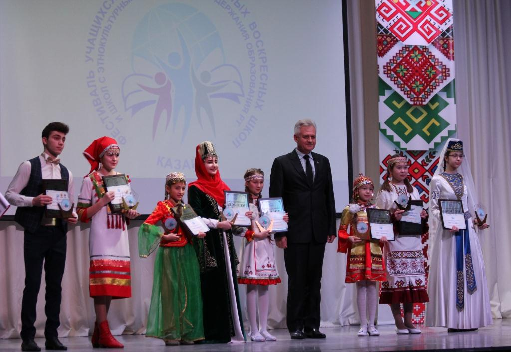 Гала-концерт фестиваля учащихся МВШ