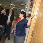 Визит студентов из Марий Эл (21.12.17)