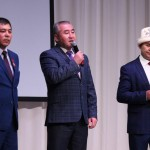 Новогодняя программа НКА кыргызов РТ (30.12.17)