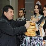 Делегация из Ташкентской области посетила Дом Дружбы (5.12.17)