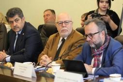 Заседание Исполкома Ассоциации кино тюркского мира (21.03.18)