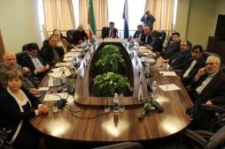 Президиум Ассоциации кино тюркского мира собрался в Доме Дружбы