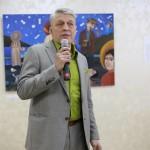 Открытие выставки к 100 - летию памяти Нико Пиросмани (15.05.18)